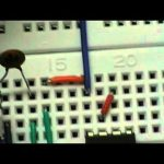 How to build a sound detector clap switch on a breadboard using NE555