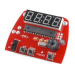 CLOCKIT- Arduino based digital clock kit for beginners